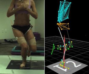 rehabilitation research kinematics