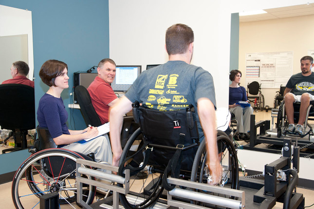hardware and software design for rehabilitation research