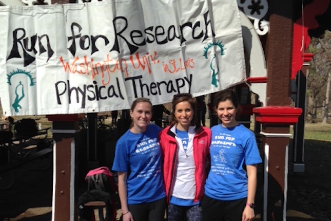 student activities run for research 15